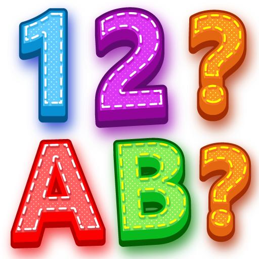 Alphabet Numbers Mania